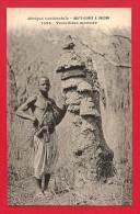 CPA: Mali - Haute-Guinée Et Soudan - Termitière Monstre (Editeur Fortier N°1024) - Mali