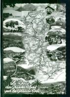 LA ROUTE DES GRANDES ALPES PAR LES GRANDS COLS . Voir Recto - Verso    (T403) - Rhône-Alpes