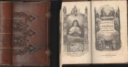 DC1) GIUSEPPE RIVA MANUALE DI FILOTEA Ed Ist. Italiano Arti Grafiche Bergamo 1901 Religione - Libri, Riviste, Fumetti