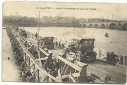 NANTES.  Après L'écroulement Du Pont De Pirmil. - Nantes