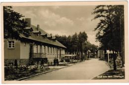 AK Gruss Aus Dem Tiborlager, Kriegsgefangenenpost (pk20761) - Neumark