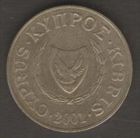 CIPRO 20 CENTS 2001 - Cipro