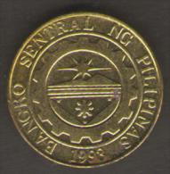 FILIPPINE 25 SENTIMO 1993 - Filippine