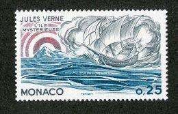 M-1305  Monaco 1978  Michel #1306** Offers Welcome! - Neufs