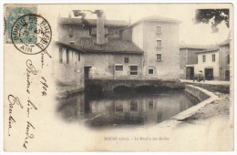 Bourg En Bresse Le Moulin Des Halles - Bourg-en-Bresse