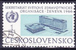 Tchécoslovaquie 1966 Mi 1616 (Yv 1473), Obliteré - Gebraucht