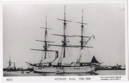 Monge Aviso 1856-1868 - Warships
