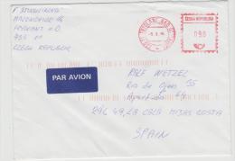 TSC167/ Franco Stempel 2000 - Briefe U. Dokumente