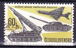 Tchécoslovaquie 1966 Mi 1646 (Yv 1509), Obliteré - Gebraucht