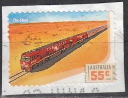 Australia, 2010 - 55c The Ghan - Usato° - 2010-... Elizabeth II