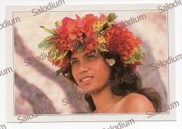 POLINESIA FRANCESE - Moorea VAHINE' - Ragazza Girl - Polinesia Francese