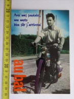 TRANSPORT MOTO MOTOCYCLETTE LE BAL  SANDALES EDIT. CART'COM  10/05/1997 - Motorbikes