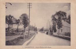 GARGENVILLE AVENUE MADEMOISELLE DOSNE (chloé14) - Gargenville