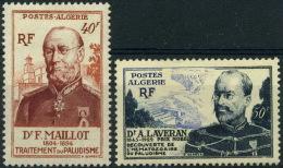 France, Algérie : N° 305 Et 306 X Année 1953 - Algeria (1924-1962)