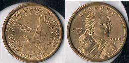 EE.UU.  USA  DOLLAR 2000 P  . B1 - EDICIONES FEDERALES