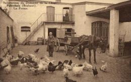 BELGIQUE - BRABANT WALLON - INCOURT - PIETREBAIS - Sanatorium Du Domaine De La Chise - La Ferme. - Incourt