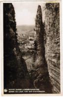 CPA Petite Suisse Luxembourgeoise, Vue Sur Echternach, Gorge Du Loup (pk20792) - Echternach