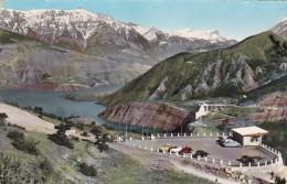 France Serre-Poncon Le Belvedere Barrage 1960 Real Photo - Provence-Alpes-Côte D'Azur