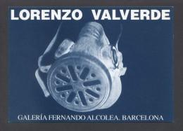 *Lorenzo Valverde* Barcelona 1992. Nueva.. - Exposiciones