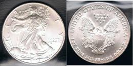 EE.UU.  USA  OUNCE DOLLAR 2005 PLATA SILVER..B9 - EDICIONES FEDERALES