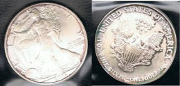 EE.UU.  USA  OUNCE DOLLAR 2006 PLATA SILVER..B8 - EDICIONES FEDERALES