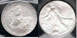 EE.UU.  USA  OUNCE DOLLAR 2006 PLATA SILVER..B12 - EDICIONES FEDERALES