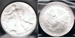 EE.UU.  USA  OUNCE DOLLAR 2007 PLATA SILVER..B13 - EDICIONES FEDERALES