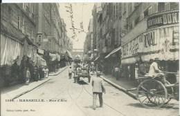 MARSEILLE - Rue D'aix - Unclassified