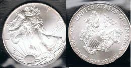 EE.UU.  USA  OUNCE DOLLAR 2009 PLATA SILVER..B18 - EDICIONES FEDERALES