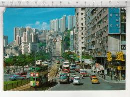 Hong Kong - Causeway Road (1977) - Chine (Hong Kong)
