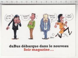DuBus Débarque Dans Le Nouveau Soir Magazine - Bandes Dessinées