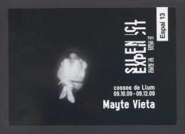 *Mayte Vieta - Cossos De Llum* Barcelona 2009. Nueva. - Exposiciones