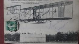 Auvours Près Le Mans - La Grande Actualité, L'Aviation En 1908.L'aéroplane De L'aviateur Wright... - ....-1914: Precursori