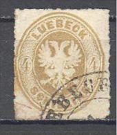 Luebeck: Yvert N°12° - Luebeck