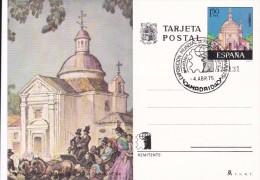 España Sobre Nº 1458 Tarjeta - 1931-Hoy: 2ª República - ... Juan Carlos I