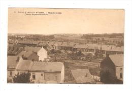 CPA : Belgique : ERQUELINNES  Ecole Arts & Métiers - Vue Sur Erquelinnes & Solre : Bâtiments - Jardins - Erquelinnes