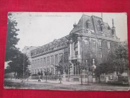 LILLE L'institut Pasteur Timbrée 1925 - Lille