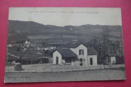 C P  Ligne De St Polges A Vichy Gare De La Thuilliere - Altri Comuni