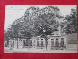 LILLE  L'école Supérieur Franklin Timbrée 1925 - Ecoles