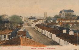 CHALLANS - Vue Générale - Challans