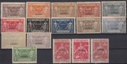 AZOREN - Michel - 1921 - SELECTIE 1 (PAKETZEGELS) - (*) - Açores