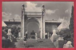173969 / Crimea , KRIM - Alupka Palace Museum. LION STATUE  - Ukraine Russia Russie - Ukraine
