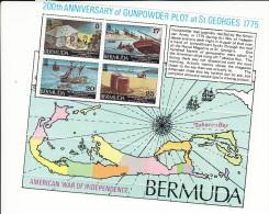 Bermuda Hb 3 - Bermudas