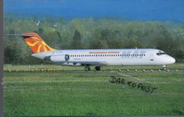 Boeing (Douglas) DC 9-32 MAT Macedonian Airlines Aircraft Airlines DC 9 Avio Aviation Air DC9 MAT Macedonian Airlines - 1946-....: Ere Moderne