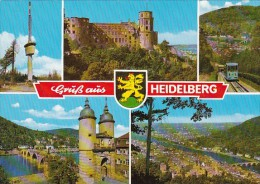 Germany Gruss Aus Heidelberg Multi View