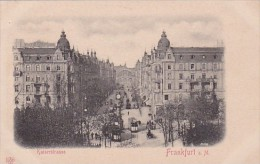 Germany Frankfurt Kaiserstrasse