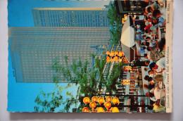 CPSM BOSTON (Etats-Unis) - Sidewalk Cafe, Faneuil Hall Marketplace - Boston