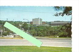 Cpsm St000084 Canada ,sherbrooke , Le Pont Terill Et Le Collège D'enseignement Général Professionnel à L'arrière-plan - Sherbrooke