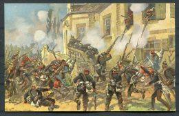 1870/1 Guerre Germany France Krieg Fritz Neumann Postkarten Militaire - Set Of 12 - Guerres - Autres