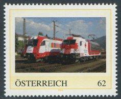 ÖSTERREICH / PM Nr. 8105622 / 1116.264 ( Rotes Kreuz ) Und 1116.226 (EU) / Postfrisch / MNH / ** - Österreich